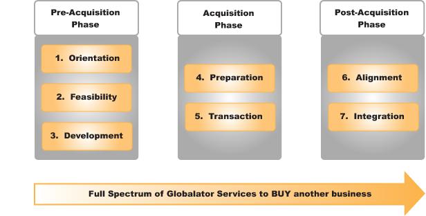 Business Acquisition Process The Acquisition Process